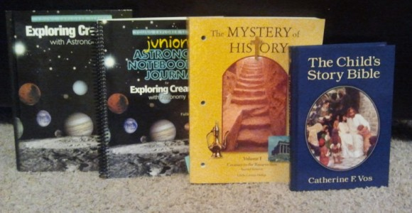 History, Science, & Bible books
